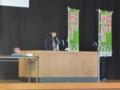 2014.12.22 篠目中キャンペーン (4) 市民安全課職員