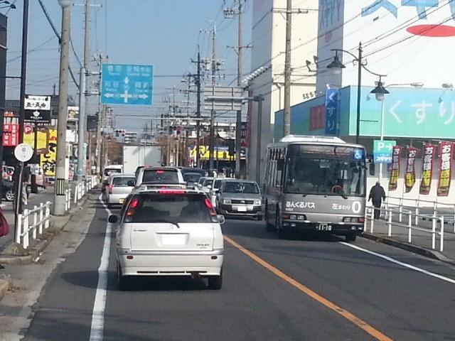 20141225_112848 みぎまわり循環線バス - 小堤