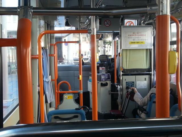 20141225_122623 安祥線バス - あんじょうえきしゅっぱつ