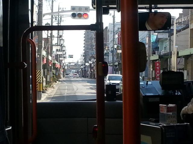 20141225_122849 安祥線バス - 朝日町東