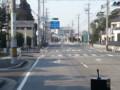 20150104_140200 安祥線バス - 歴史博物館前交差点を左折