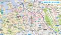 福岡空港とまちの地図(あきひこ)