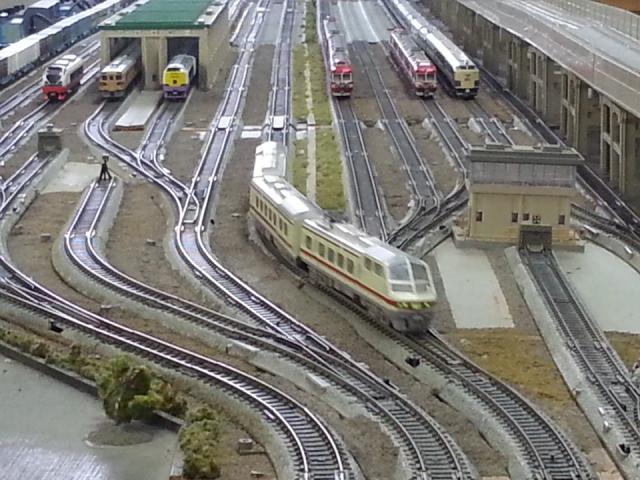 20150221_144409 桜井公民館鉄道模型展 - パノラマデラックス