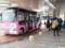 20150226_074431 更生病院 - 桜井線バス