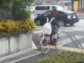 20150316_081356 名鉄バス - 錦町小学校南交差点