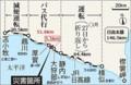 日高本線2015年たかなみ被害地図(あさひ)