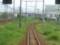 20150509_082931 岳南江尾いきふつう - 東海道線とわかれる
