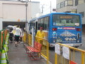 20150509_085725 吉原中央駅 - 富士急静岡バス(あお)