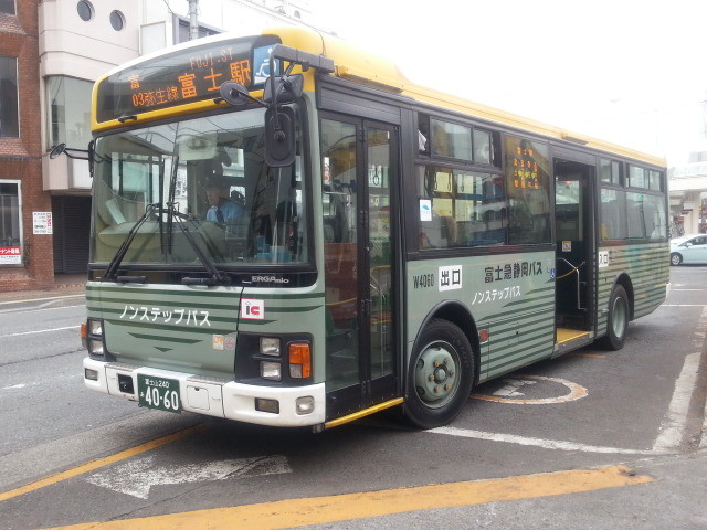20150509_130441 吉原中央駅 - 富士急静岡バス