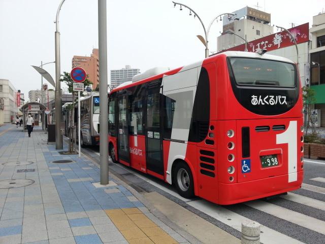 20150617_074013 あんじょうえき - 安祥線バス