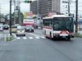20150701_125706 津島いき名鉄バス - 下切(しもぎり)てまえ
