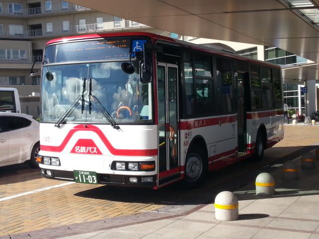 20150714_074245 更生病院 - 名鉄バス