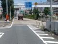 20150720_125709 名古屋駅いきバス - 運河通にはいる
