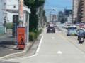 20150720_125945 名古屋駅いきバス - 運河通バス停