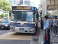 20150720_130814 名古屋駅にとうちゃくしたバス