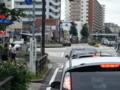 20150723_140846  幹神宮1系統バス - 伝馬町交差点