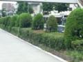 20150723_140950 幹神宮1系統バス - 熱田伝馬町バス停をしゅっぱつ