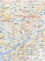 吹田市の地図(あきひこ)