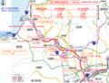 深川留萌自動車道の地図(あきひこ)