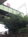 20150816_101526 秋葉地下道 - 常滑線あがり電車