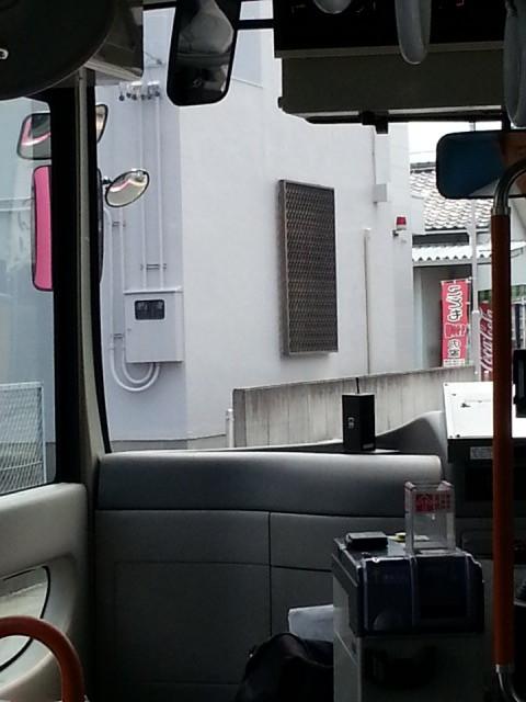 20150822_125926 桜井線バス - 古井町内会通過