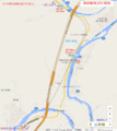 洲原駅周辺の地図(あきひこ)680-760