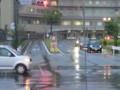 20150903_180134 みぎまわり循環線バス - 安城更生病院北交差点