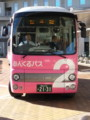 20151008_074602 更生病院 - 桜井線バス