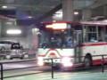 20151016_175814 あんじょうえきまえ - 更生病院いきバス(乗客ふたり)