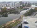 20151113_155208 乙川リバーフロント計画 - 乙川人道橋工事