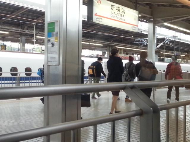 20151114_102558 東京いきのぞみ112号 - 新横浜