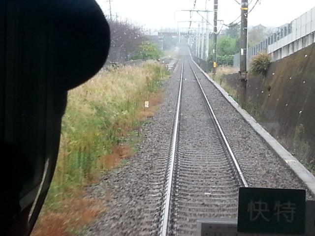 20151114_131217 三崎口いき快特 - 三浦海岸と三崎口のあいだ