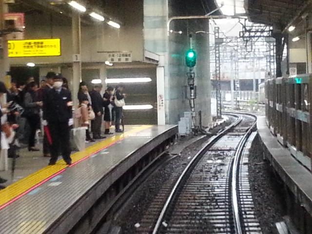 20151115_082715 三崎口いき特急 - 横浜