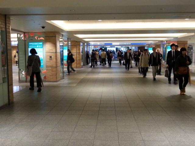 20151115_083851 横浜 - 相模鉄道かいさつ階