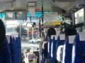 20151229_090807 東濃バス - 東新町を右折
