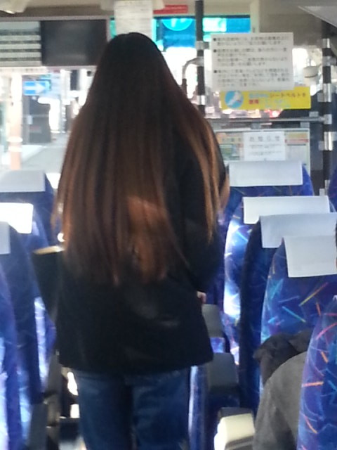 20151229_091019 東濃バス - 栄にとうちゃく