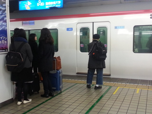 20151229_110117 名鉄名古屋 - セントレアいき特急
