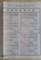 尾西鉄道汽車発着時刻表(1900年1月)汽車発着時刻表