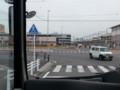 20160123_130705 桜井線バス - 桜井駅ロータリーえ