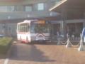 20160204_074829 更生病院 - 名鉄バス