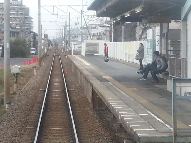 20160206_155459 しんあんじょういきふつう - 碧海古井