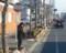 20160303_081031 名鉄バス - 大山北バス停 600-480