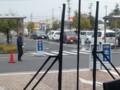20160309_080736 名鉄バス - 更生病院(1分おくれでしゅっぱつ)