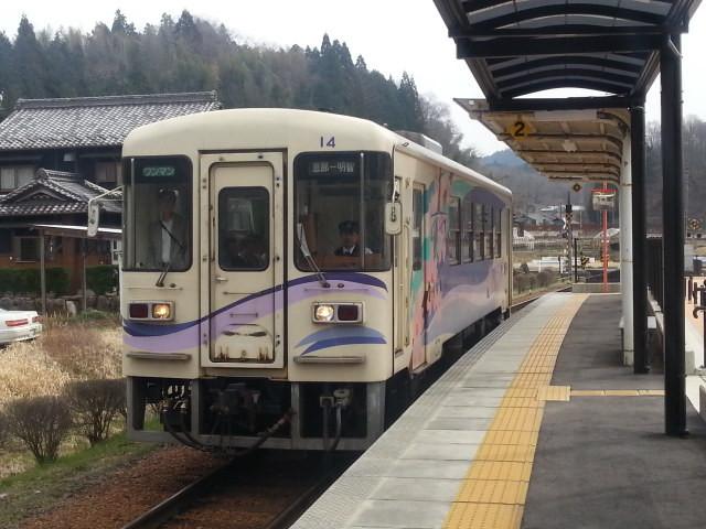 20160330_140955 山岡 - 恵那いき列車