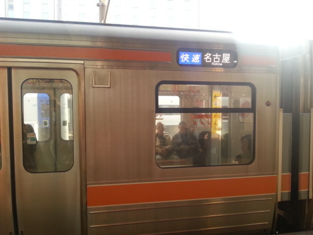 20160330_163229 金山 - 名古屋いき快速