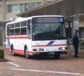 20160418_080607 更生病院 - 名鉄バス 800-720