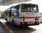 20160601_074237 更生病院 - 名鉄バス(定刻しゅっぱつ)610-480