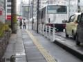20160609_081610 市役所きた交差点 - あんくるバス