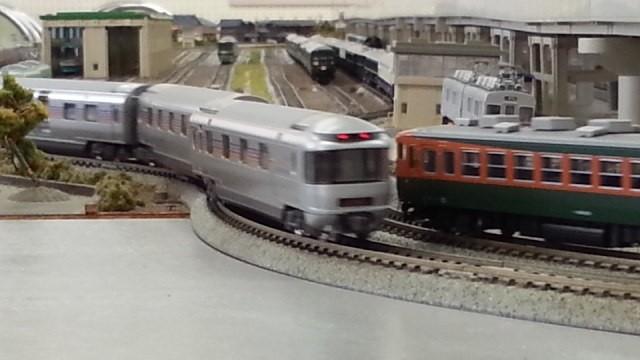 20160702_140911 北部公民会鉄道模型展 - カシオペア