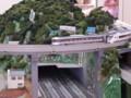 20160702_143601 北部公民会鉄道模型展 - まえのしらさぎと373系特急